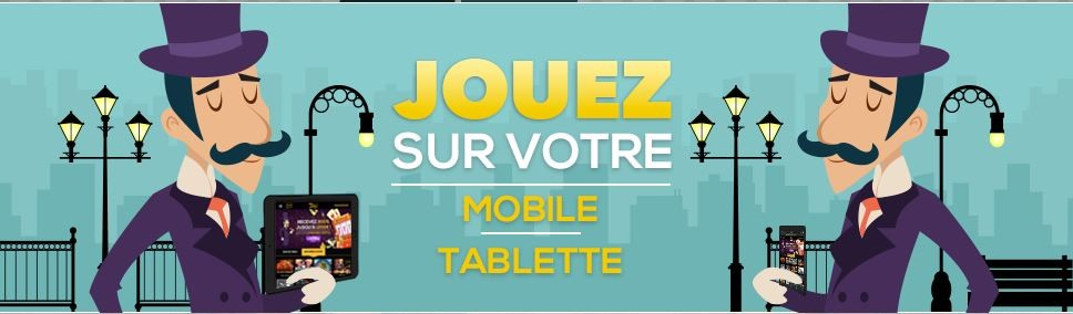 Tablette et mobile